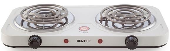 Плитка электрическая Centek Ct-1509 white