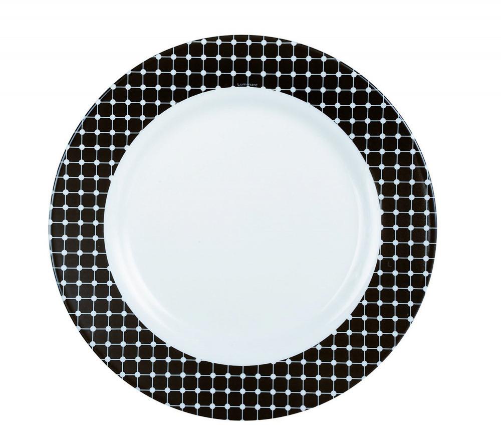 Купить Тарелка десертная 19 см Luminarc Тьяго J7550, стекло