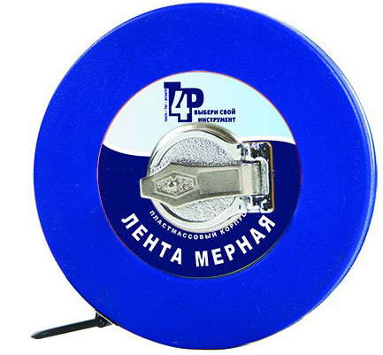 Купить Мерная лента Т4р 50м фиберглассовая 2502250, T4p