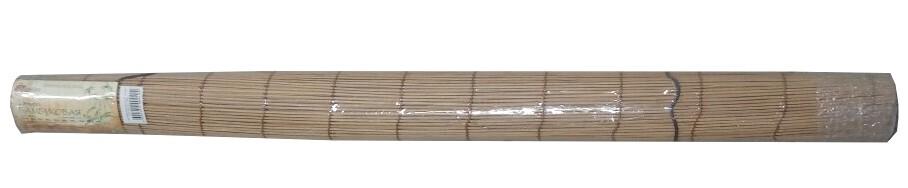 Рулонная штора Бамбуковая 800 Т 80х160 фото