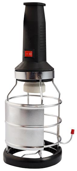 Купить Переносной светильник каучуковый с ручкой и включателем 106-0400-106, Lezard