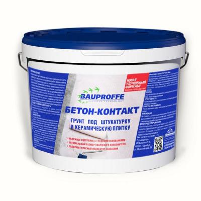 Грунтовка бетоноконтакт удельный вес 1 литра грунтовки нужна ли гидроизоляция под керамическу