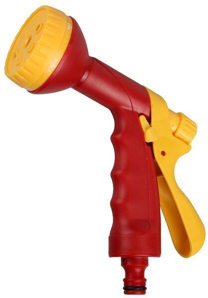 Купить со скидкой Пистолет-распылитель Grinda 8-позиционный 8-427370_z02