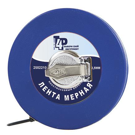 Купить со скидкой Мерная лента Т4р 10м фиберглассовая 2502210