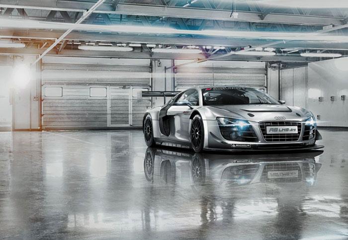 Купить Фотообои Komar Audi R8 3, 68х2, 54 м 8-957, бумага