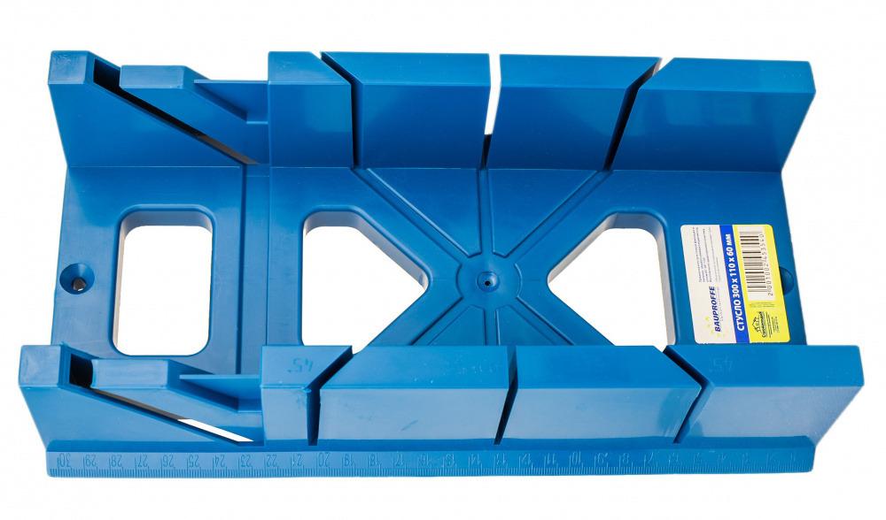 Стусло пластиковое Bauproffe 300x110х60мм фото