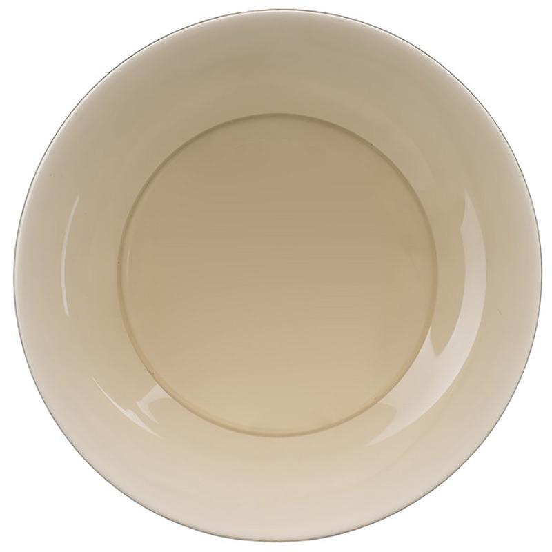 Купить Тарелка обеденная 25 см Lumanarc Амбьянте Эклипс L5086, Luminarc, дымчатый, стекло