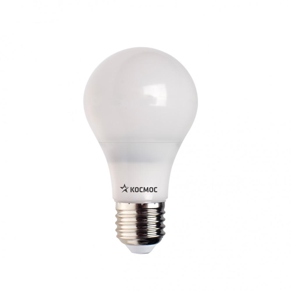 Купить Лампа светодиодная Космос груша А60 220V 13W E27 4500K