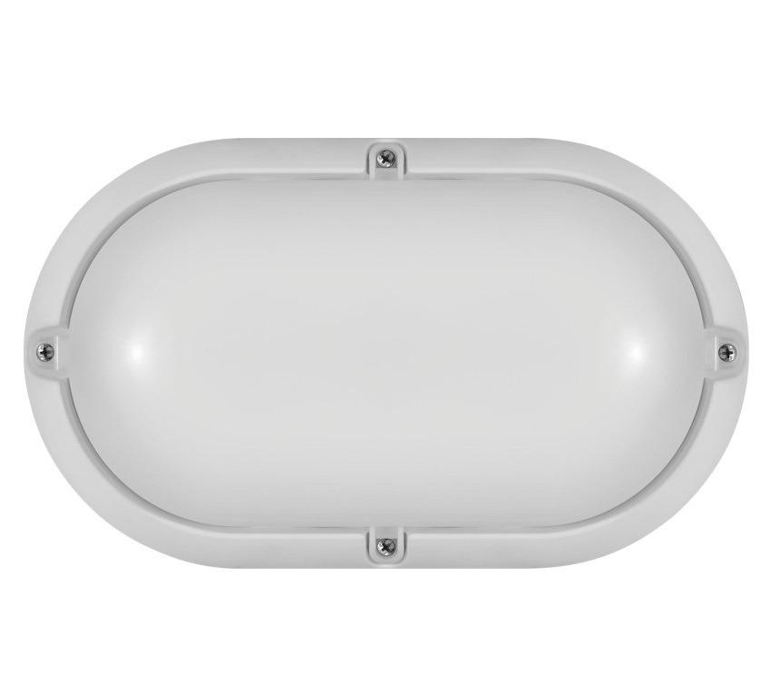 Купить со скидкой Светильник светодиодный Жкх Онлайт 7W 4К Ip65 71687 овал