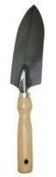 Совок посадочный узкий с деревянной ручкой 06-028