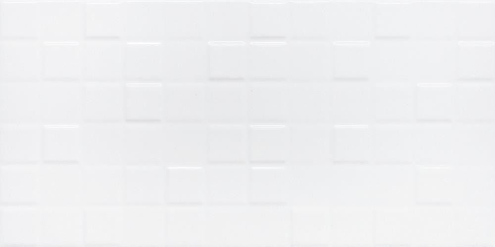 20Х40 Плитка керамическая Астрид 1041-0233 белая фото