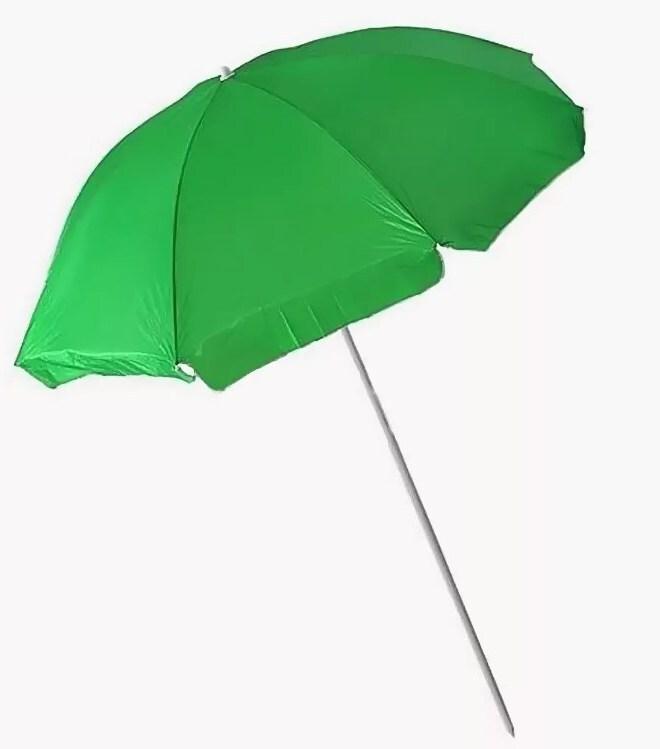 Зонт пляжный Wildman Лайм 200 см фото
