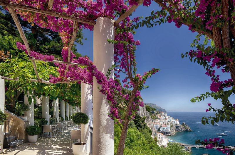 Купить Фотообои Komar Amalfi 3, 68х2, 54 м 8-931, бумага