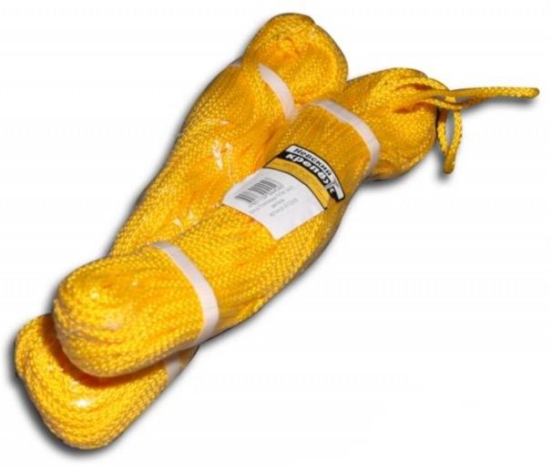 Купить со скидкой Шнур плетёный цветной Ппм D 8(15) 813311