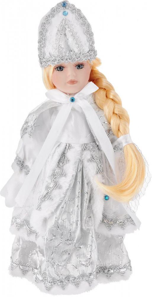 Купить со скидкой Кукла декоративная Снегурочка Варенька 39085