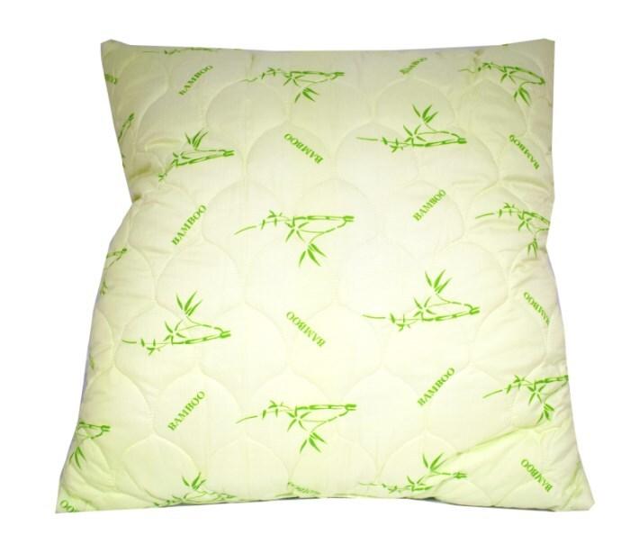 Подушка бамбук 68х68см