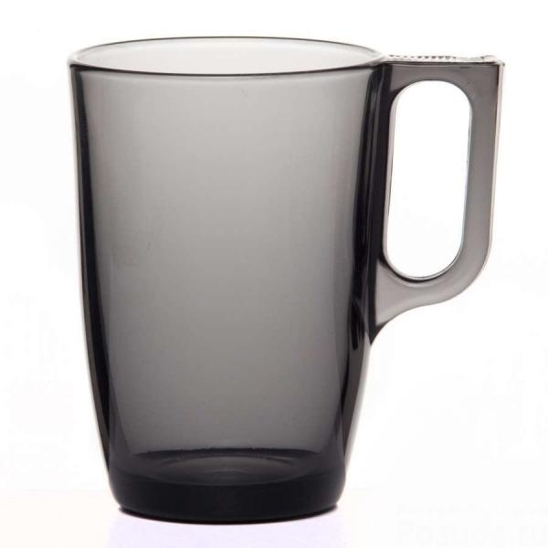 Купить Кружка 320 мл Luminarc Нуэво Графит N5773, серый, стекло