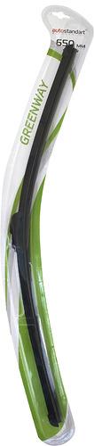 Щетка стеклоочистителя бескаркасная 26/650мм Автостандарт Asm ClearVision 206311/106311