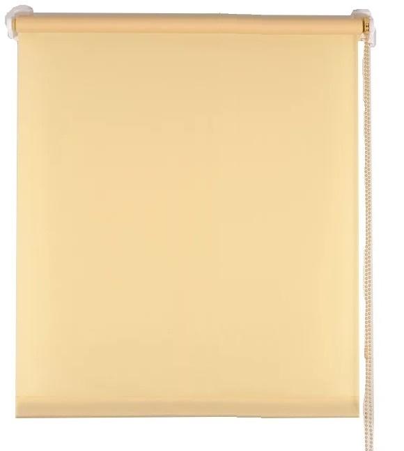 Рулонная штора 70х160 Комфортиссимо ваниль 012 фото
