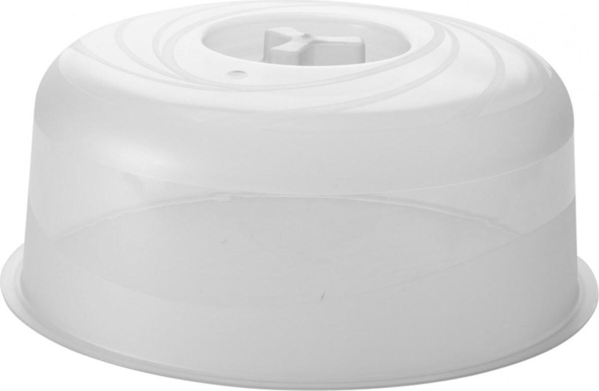 Крышка для Свч Bono с паровыпускным клапаном D250 натуральный/сливочный крем Gr2