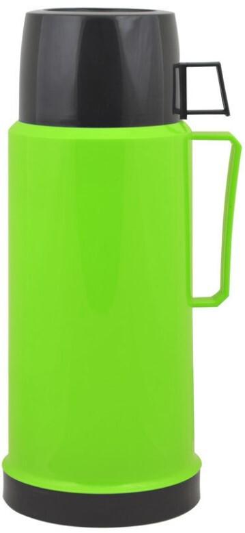 Термос 2644H пластиковый корпус стеклянная колба 1л 1721