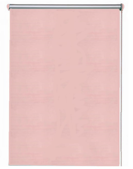 Рулонная штора 65х160 Basiс Блэкаут какао фото