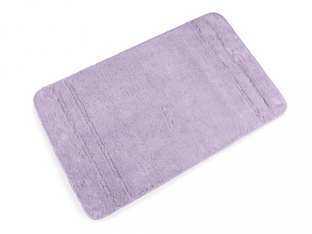 Коврик д/ванной Santonit Solo violet 064-70 50*80 (Verran) Усть-Большерецк аксессуары для ванной комнаты и туалета купить