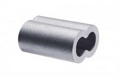 Зажим для троса прижимной 2мм (2) 105820