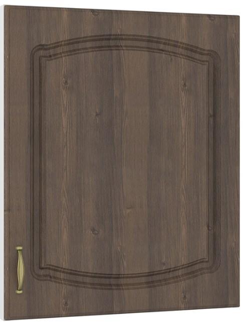 Купить Фасад кухонный Сильвия Орех Кантри 600х680мм, Mobi, орех кантри, МДФ