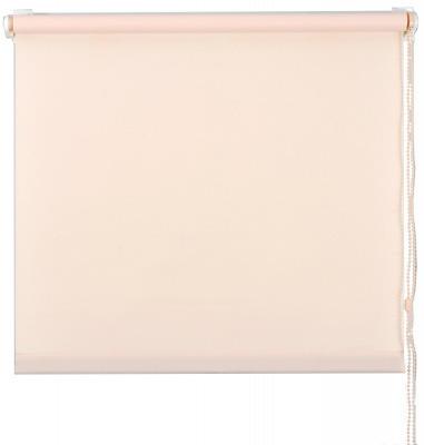 Купить со скидкой Рулонная штора 100х160 Комфортиссимо персиковый