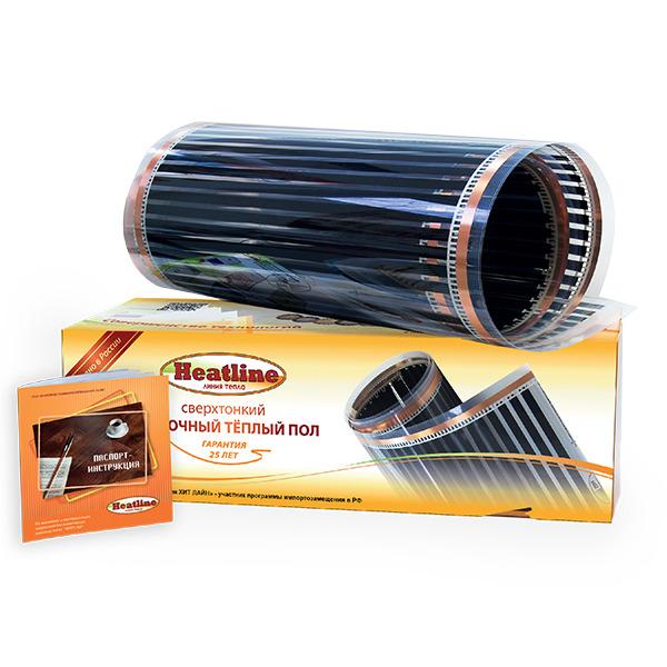 Купить со скидкой Термопленка Неатline Hls-150 0.5 х4,5м (2,25 м.кв) Hls-150-2.25