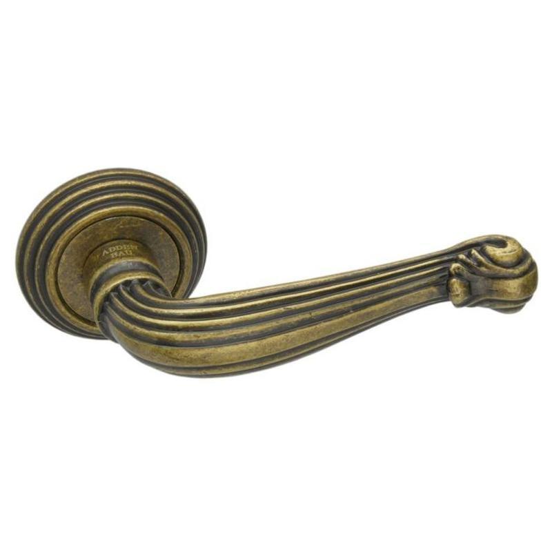 Ручка дверная Pallini Неаполь старая бронза