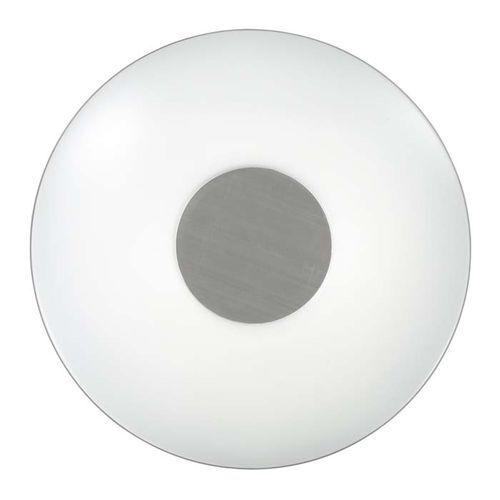 Купить со скидкой Светильник светодиодный Solo 2016/D 48W круг d440 пластик/белый/никель