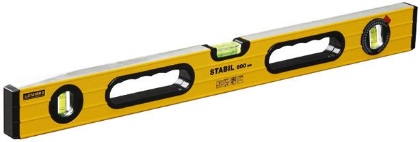 Купить Уровень Stayer Stabil/Ус-5-3 усиленный 3 ампулы с ручками 600 мм 3471-060_z01/5452