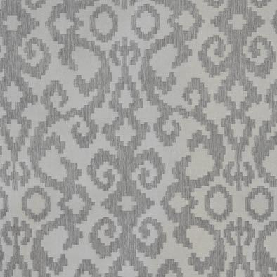Купить со скидкой Штора портьера жаккард 200х260 серый Ij 104-01