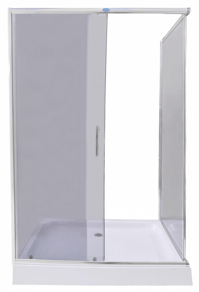 Купить со скидкой Уголок душевой Villagio 120*80*194 Низ.поддон тонир.стекло Sw-8021Sb прямоугольный