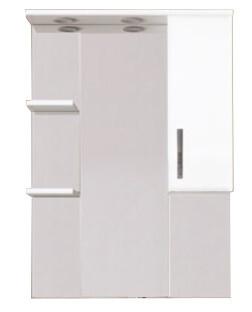 Купить со скидкой Зеркало-шкаф Неаполь 80