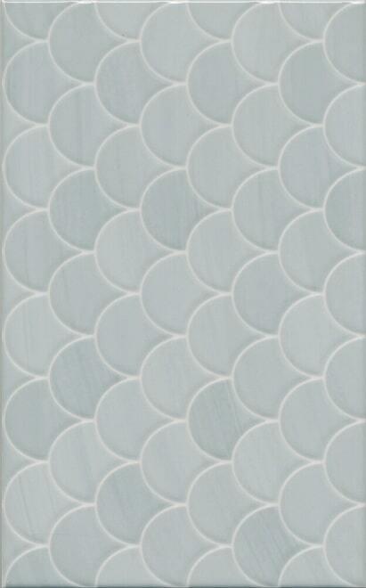 25Х40 Плитка керамическая Сияние голубой структура 6376 фото