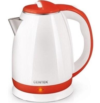 Чайник Centek Ct-1026 flower/Red фото