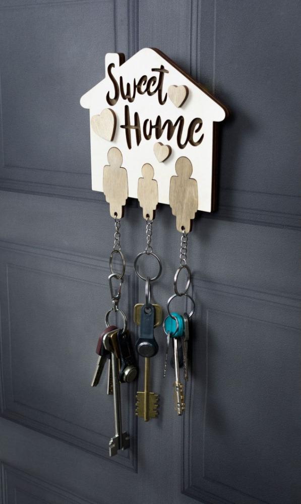 Фото #1: Ключница Кмо2 Sweet Home 2 (мини)