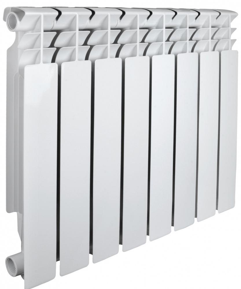 Радиатор Valfex Optima алюминиевый 500 х 80 8 секции