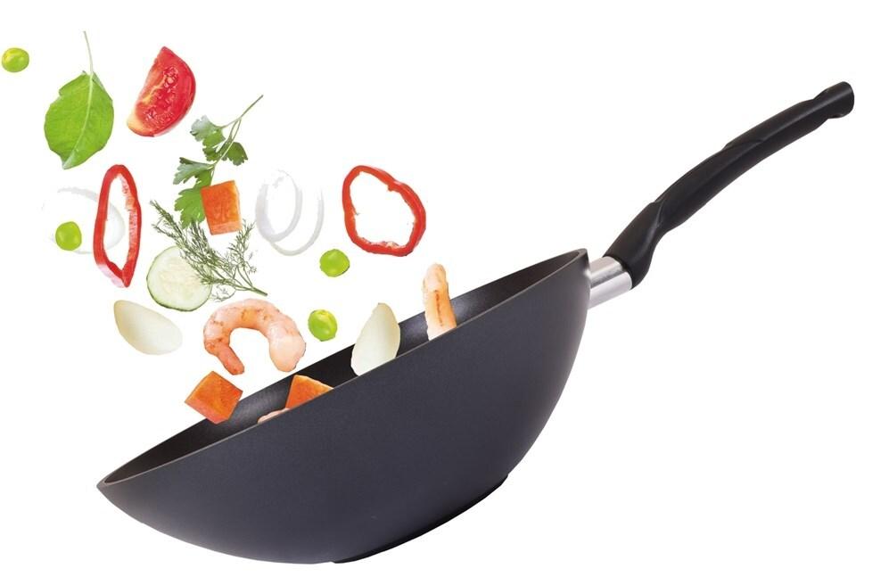 Сковорода Kukmara wok 280/95мм свк280а фото