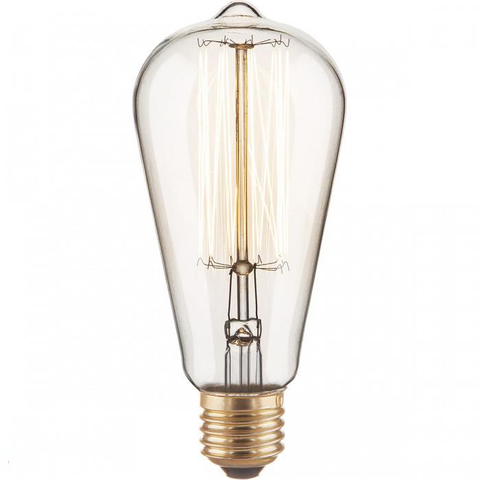 Купить Лампа Эдисона St64 60W, Elektrostandard