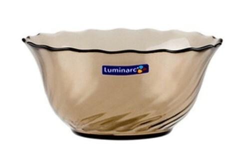 Купить Салатник 12, 5 см Luminarc Океан Эклипс L5082, коричневый, стекло