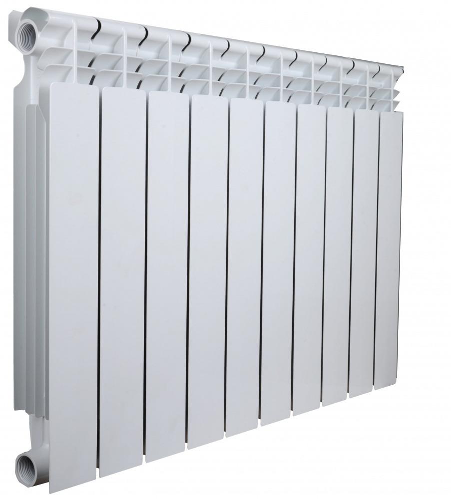 Радиатор Valfex Optima алюминиевый 500 х 80 10 секции