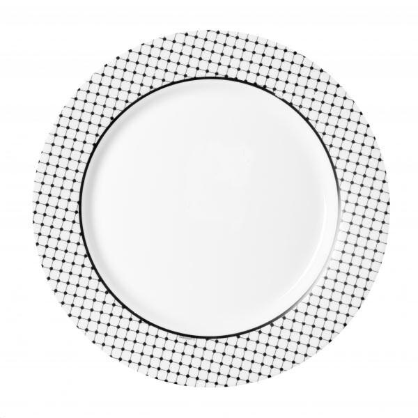Купить Тарелка обеденная 26, 5 см Luminarc Тьяго J7549, стекло