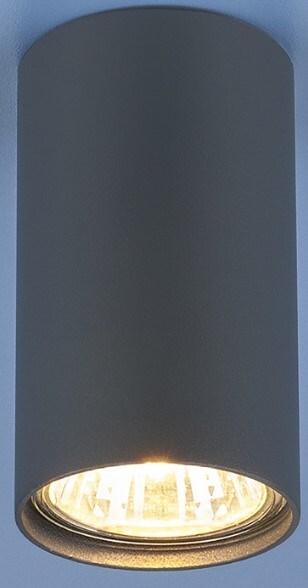 Светильник накладной Es 1081 Gu10 графит фото