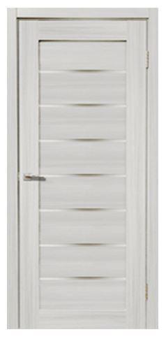 Купить со скидкой Дверь пвх Мл 7 800х2000мм дуб молочный