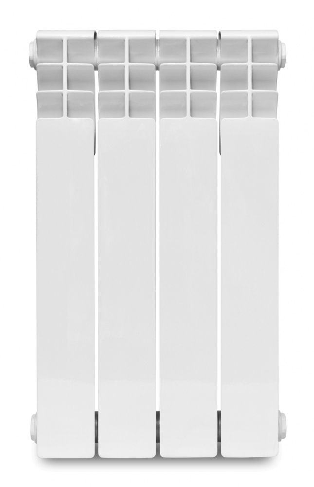 Купить со скидкой Радиатор Konner биметаллический 500 х 80 10 секции