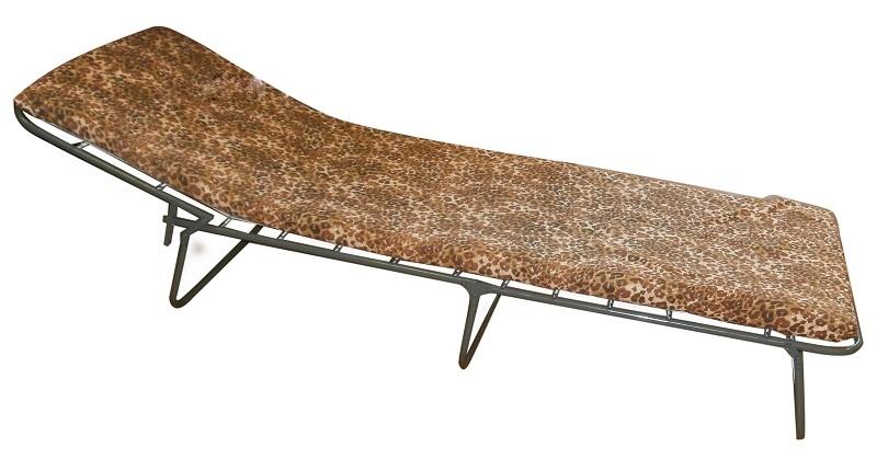 Купить со скидкой Кровать раскладная с матрасом Стандарт М 190*65